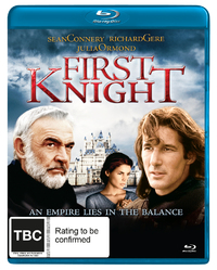 First Knight on Blu-ray