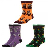 Looney Tunes - Crew Sock Set (3 Pack)