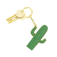 Doiy: Oversized Keyring - Cactus