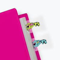 Mustard: T-Rex Page Markers (100 Pack)
