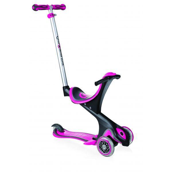 Globber: Evo Comfort Scooter - Pink