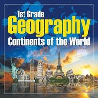 1st Grade Geography by Baby Professor image