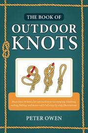 Book of Outdoor Knots by Peter Owen