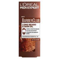 L'oreal Men Expert Barbers Club Long Beard & Skin Oil (30ml)