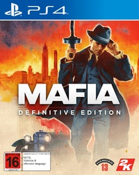 Mafia Definitive Edition for PS4