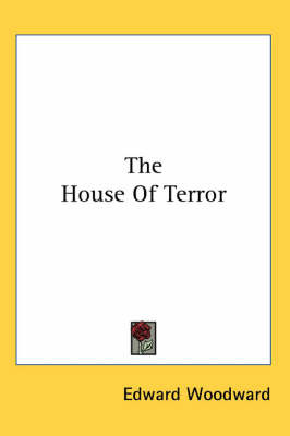 The House Of Terror by Edward Woodward image
