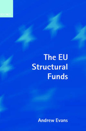 The EU Structural Funds by Andrew Evans image