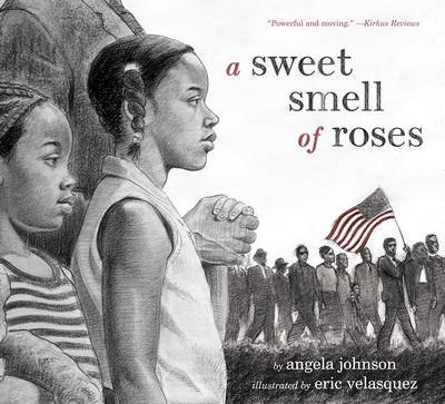 A Sweet Smell of Roses by Angela Johnson image