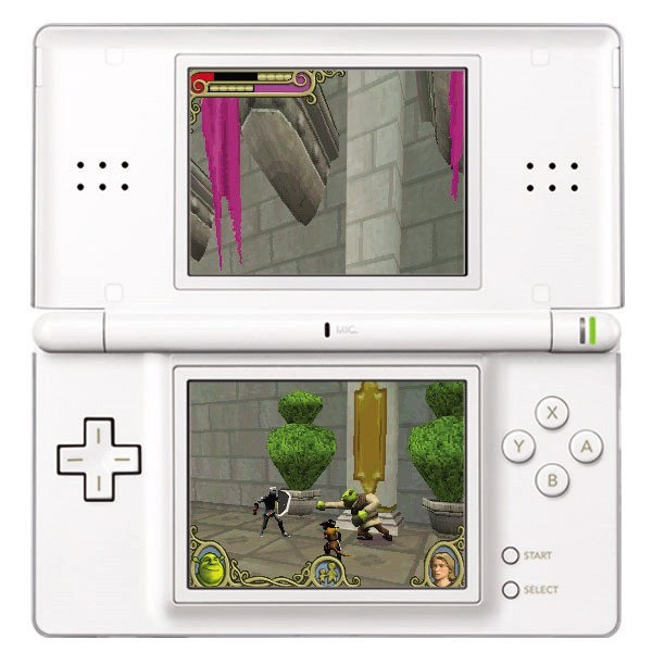 Shrek the Third for Nintendo DS image