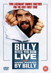 Billy Connolly - Billy Bites Yer Bum Live / Hand Picked By Billy on DVD