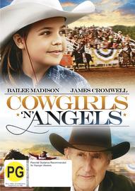 Cowgirls 'N Angels on DVD