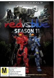 Red vs. Blue - Season Eleven DVD