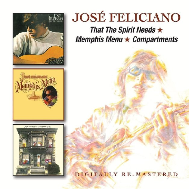 That The Spirit Needs / Memphis Menu / Compartments by Jose Feliciano