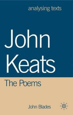 John Keats by John Blades image