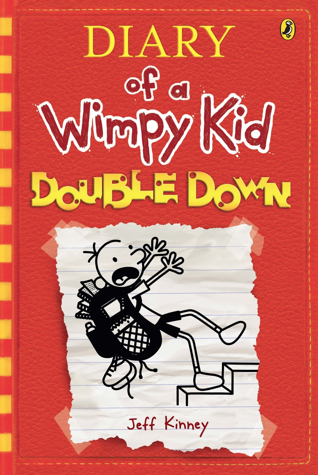 Double Down (Diary of a Wimpy Kid #11) by Jeff Kinney image