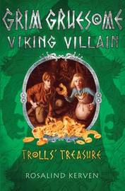 Trolls' Treasure by Rosalind Kerven image