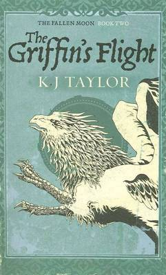The Griffin's Flight by K.J. Taylor image