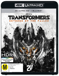 Transformers: Revenge Of The Fallen on UHD Blu-ray