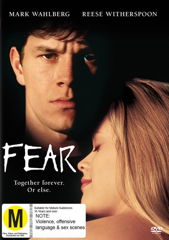Fear on DVD