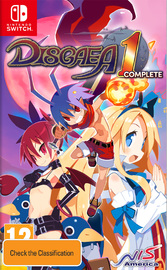 Disgaea 1 Complete for Nintendo Switch