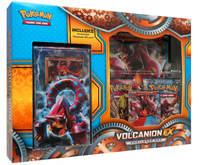 Pokemon TCG Steam Siege Challenge Box: Volcanion-EX