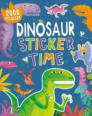 Dinosaur Sticker Time by Parragon Books Ltd image