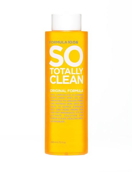 Formula 10.0.6 - So Totally Clean - Deep Pore Cleanser