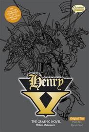Henry V by William Shakespeare image