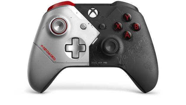 Xbox One Wireless Controller - Cyberpunk 2077 Limited Edition for Xbox One