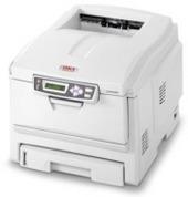 Oki Colour Laser Printer Postscript A4 C5450N