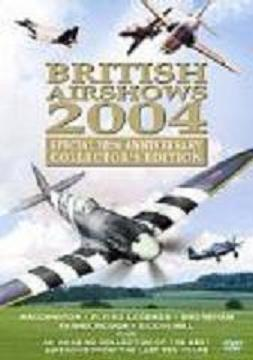 British Airshows 2004 on DVD