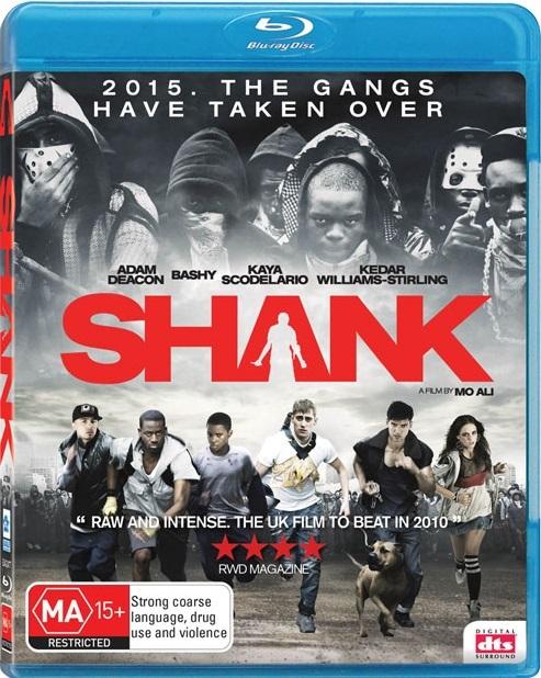 Shank on Blu-ray