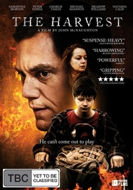 The Harvest on DVD