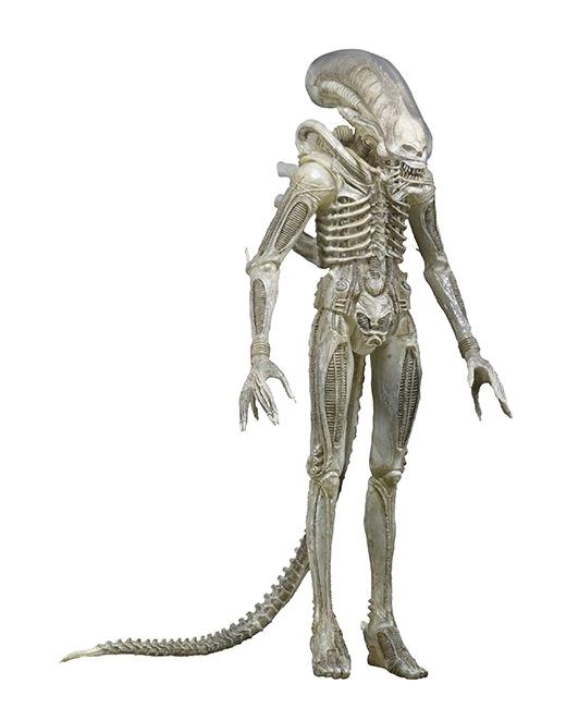 "AvP: 22"" Translucent Prototype Suit 1:4 Figure - Action Figure"