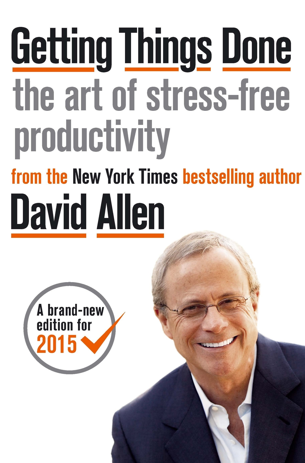 Getting Things Done by David Allen image