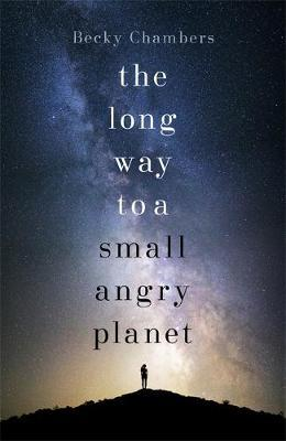 The Long Way to a Small, Angry Planet by Becky Chambers image