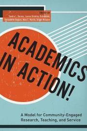 Academics in Action! by Lauren Brinkley-Rubinstein