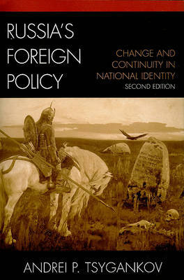 Russia's Foreign Policy by Andrei P. Tsygankov image