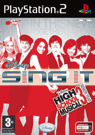 Disney: Sing It High School Musical 3 (Game Only) for PS2