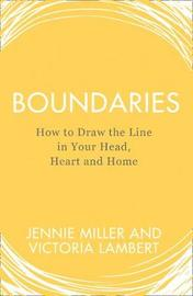 Boundaries by Jennie Miller