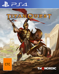 Titan Quest for PS4