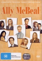 Ally McBeal - Complete Season 3 (6 Disc Slimline Set) on DVD
