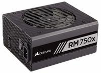 CORSAIR RMx Series, RM750x, 750 Watt, Fully Modular Power Supply, 80+ Gold Certified