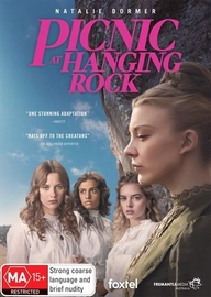 Picnic At Hanging Rock on DVD