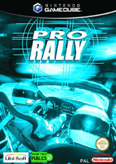 Pro Rally for GameCube