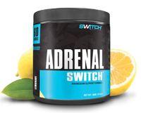 Adrenal Switch - Magnesium Adrenal Support Formula - Lemonade (60 Serves)