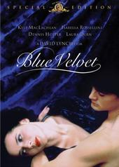 Blue Velvet - Special Edition on DVD