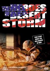 The Heroes Of Desert Storm on DVD