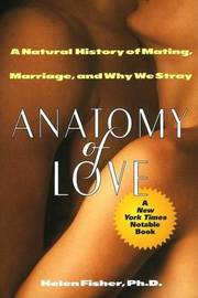 Anatomy of Love by Fisher Helen image