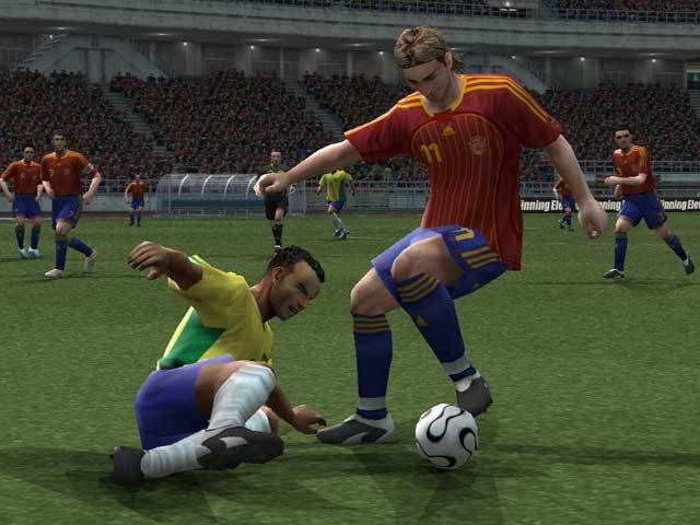 Pro Evolution Soccer 6 for PlayStation 2 image